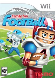 Family Fun Football Boxshot